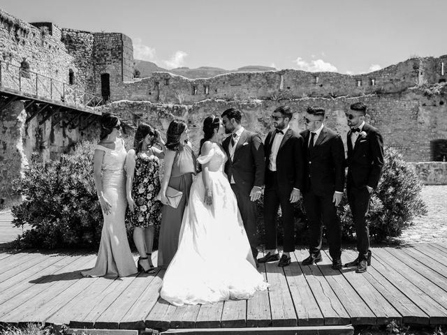 Il matrimonio di Bianca e Giovanni a Castellammare di Stabia, Napoli 67