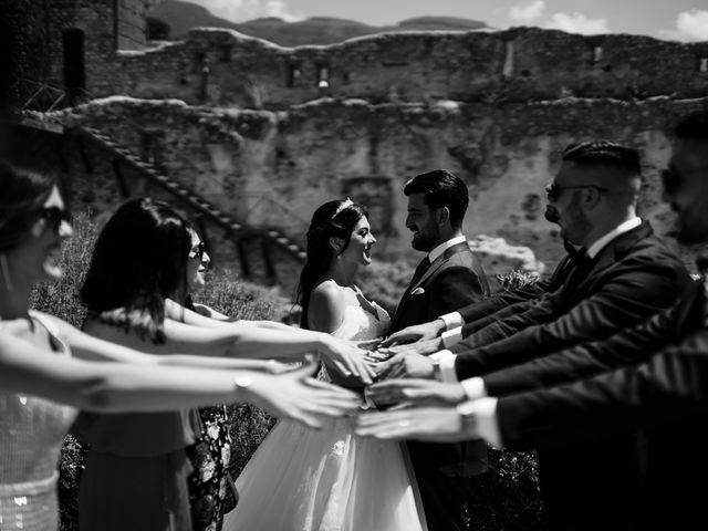 Il matrimonio di Bianca e Giovanni a Castellammare di Stabia, Napoli 68