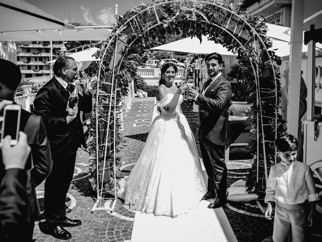 Il matrimonio di Bianca e Giovanni a Castellammare di Stabia, Napoli 70
