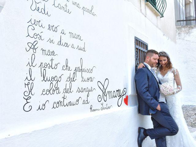 Il matrimonio di Cosimo e Roberta a Rodi Garganico, Foggia 13