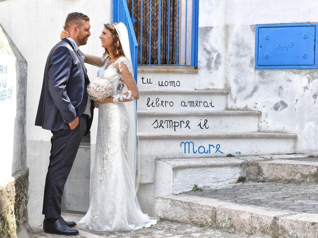Il matrimonio di Cosimo e Roberta a Rodi Garganico, Foggia 14