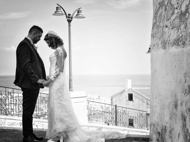 Il matrimonio di Cosimo e Roberta a Rodi Garganico, Foggia 15