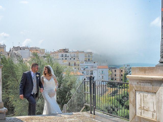 Il matrimonio di Cosimo e Roberta a Rodi Garganico, Foggia 17