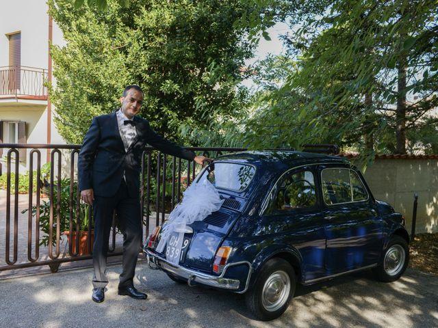 Il matrimonio di Fabio e Teresa a Lanciano, Chieti 17