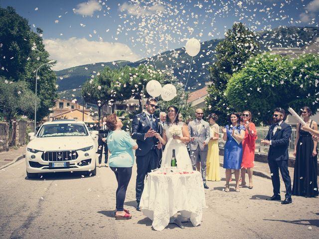 Il matrimonio di Pasquale e Mafalda a Moiano, Benevento 12