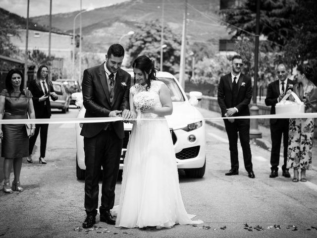 Il matrimonio di Pasquale e Mafalda a Moiano, Benevento 13