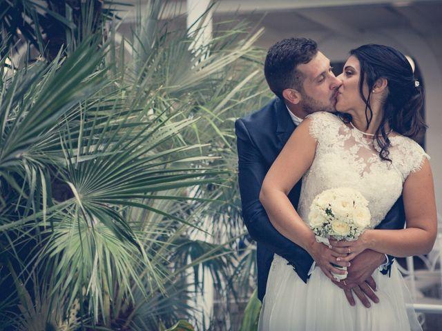 Il matrimonio di Pasquale e Mafalda a Moiano, Benevento 23