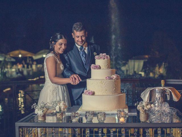 Il matrimonio di Pasquale e Mafalda a Moiano, Benevento 27