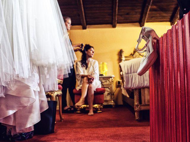 Il matrimonio di Alberto e Enza a Montorfano, Como 1