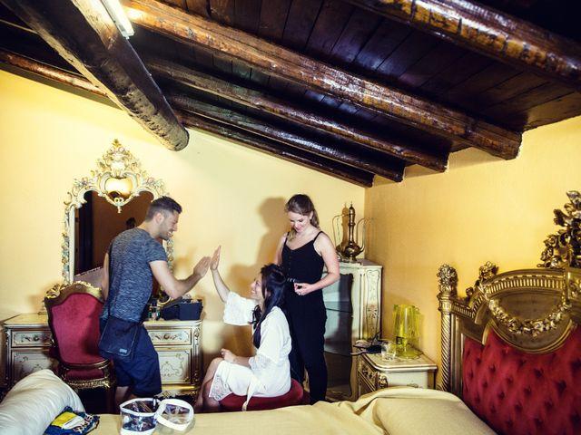 Il matrimonio di Alberto e Enza a Montorfano, Como 2