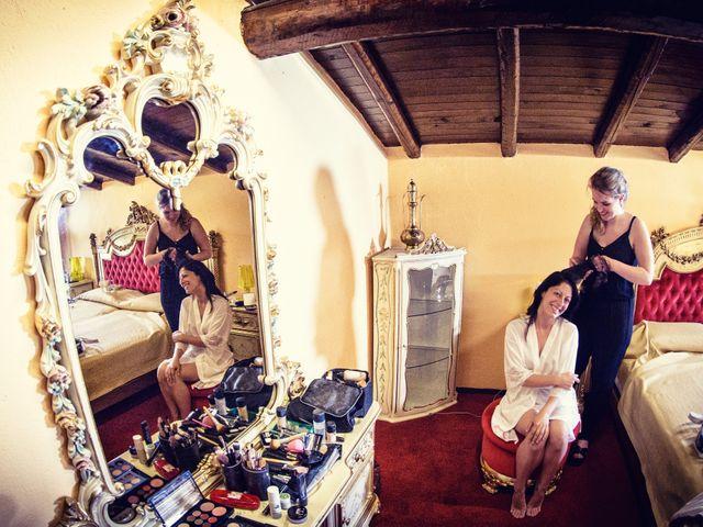 Il matrimonio di Alberto e Enza a Montorfano, Como 3