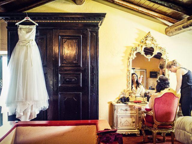 Il matrimonio di Alberto e Enza a Montorfano, Como 5