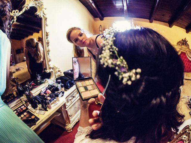 Il matrimonio di Alberto e Enza a Montorfano, Como 7