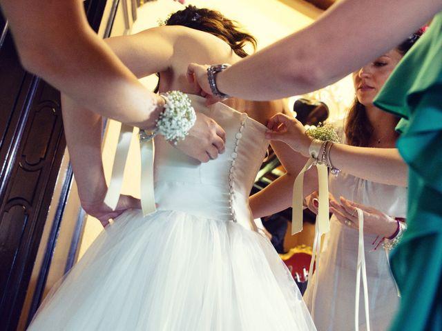 Il matrimonio di Alberto e Enza a Montorfano, Como 9