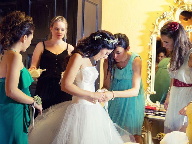 Il matrimonio di Alberto e Enza a Montorfano, Como 10