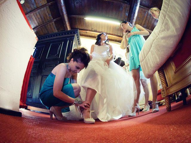 Il matrimonio di Alberto e Enza a Montorfano, Como 11