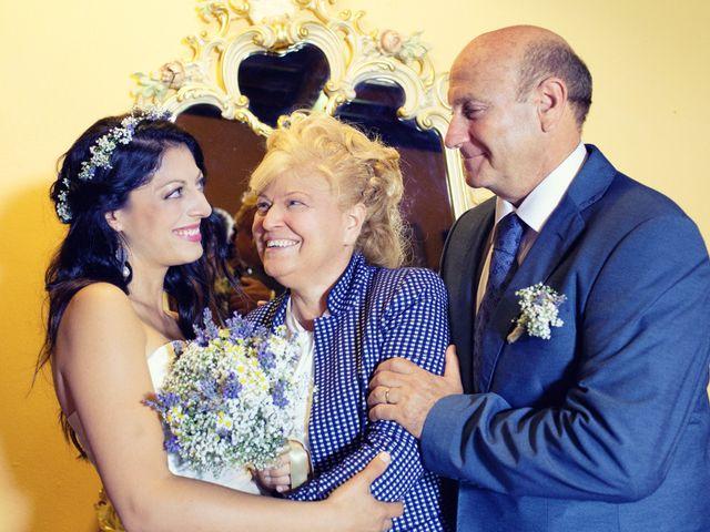 Il matrimonio di Alberto e Enza a Montorfano, Como 14