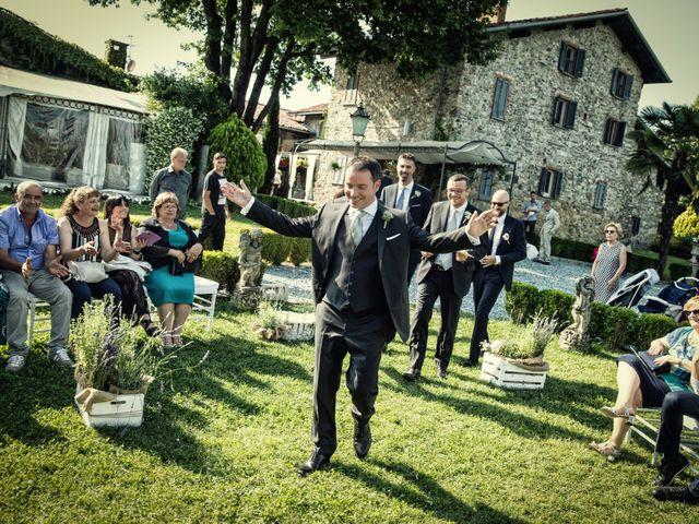 Il matrimonio di Alberto e Enza a Montorfano, Como 18