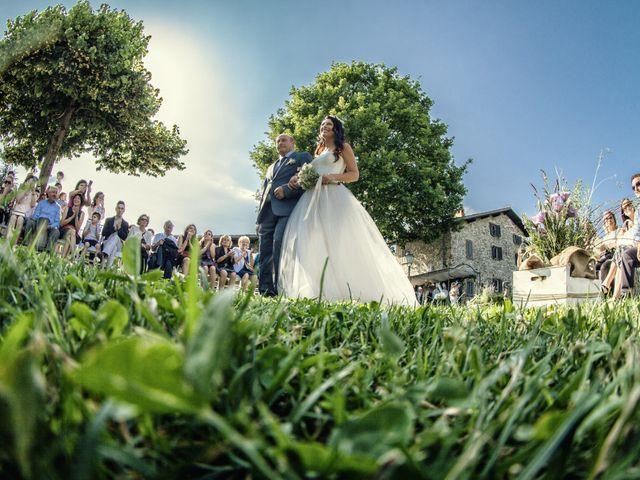 Il matrimonio di Alberto e Enza a Montorfano, Como 19