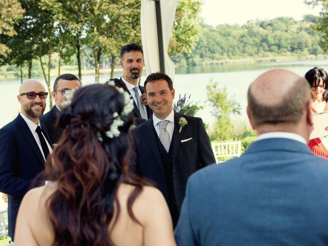 Il matrimonio di Alberto e Enza a Montorfano, Como 20