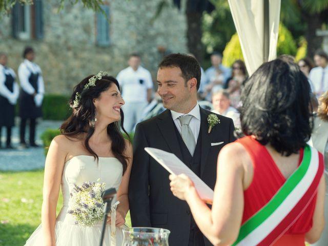Il matrimonio di Alberto e Enza a Montorfano, Como 21