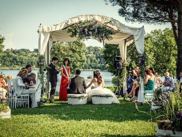 Il matrimonio di Alberto e Enza a Montorfano, Como 24