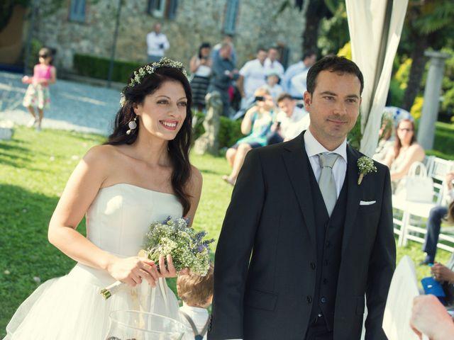 Il matrimonio di Alberto e Enza a Montorfano, Como 25