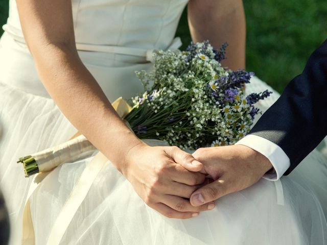 Il matrimonio di Alberto e Enza a Montorfano, Como 26