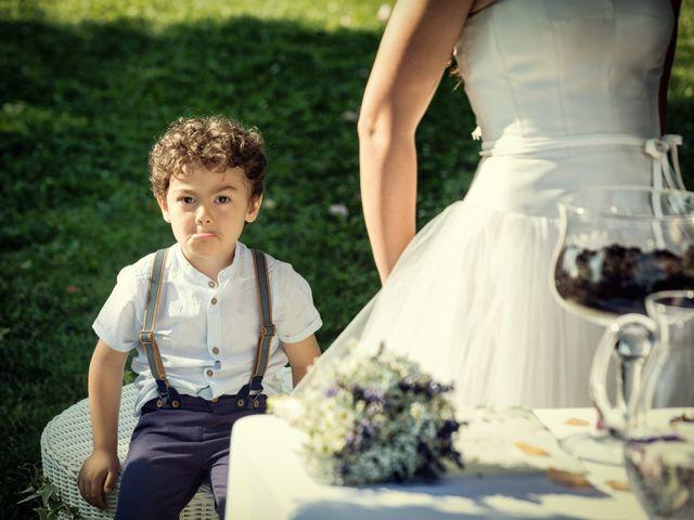 Il matrimonio di Alberto e Enza a Montorfano, Como 28