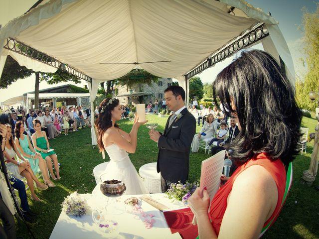 Il matrimonio di Alberto e Enza a Montorfano, Como 30