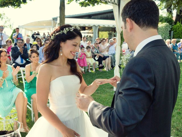 Il matrimonio di Alberto e Enza a Montorfano, Como 32