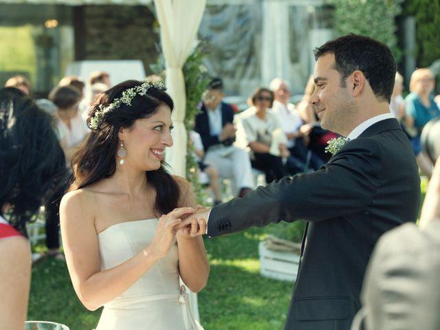 Il matrimonio di Alberto e Enza a Montorfano, Como 33