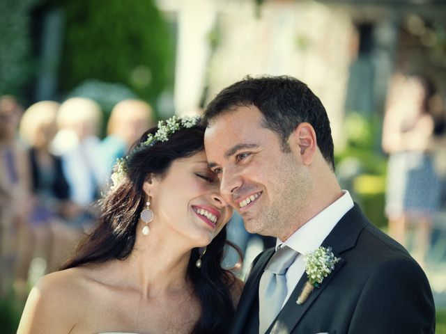 Il matrimonio di Alberto e Enza a Montorfano, Como 34