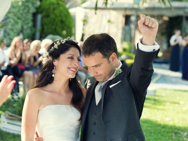 Il matrimonio di Alberto e Enza a Montorfano, Como 35