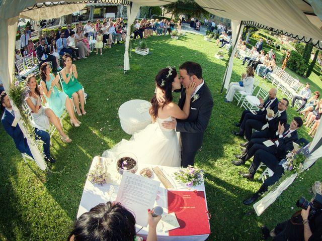 Il matrimonio di Alberto e Enza a Montorfano, Como 36