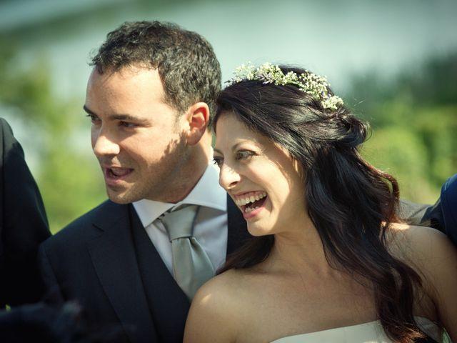 Il matrimonio di Alberto e Enza a Montorfano, Como 37