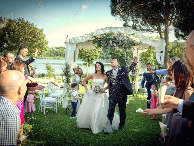 Il matrimonio di Alberto e Enza a Montorfano, Como 39