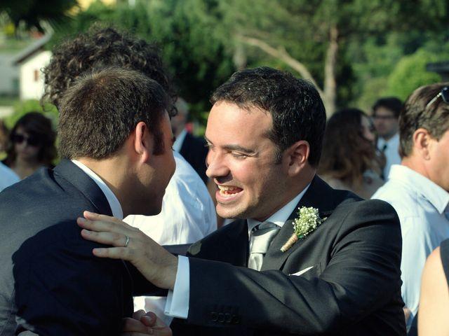 Il matrimonio di Alberto e Enza a Montorfano, Como 42