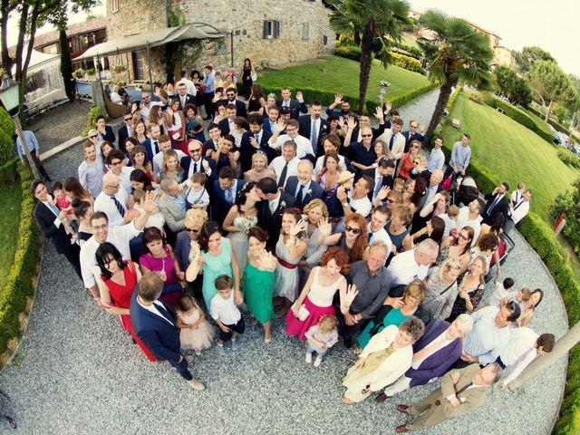 Il matrimonio di Alberto e Enza a Montorfano, Como 44