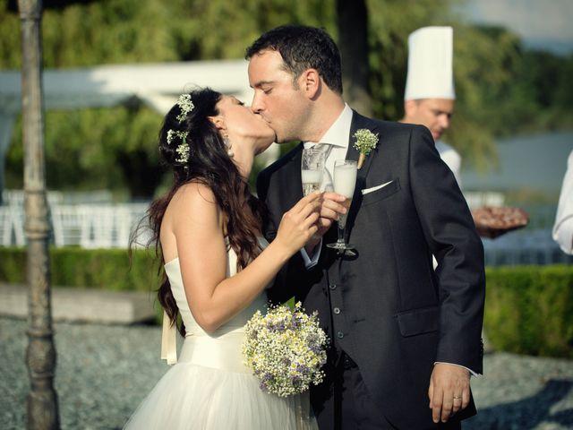 Il matrimonio di Alberto e Enza a Montorfano, Como 46