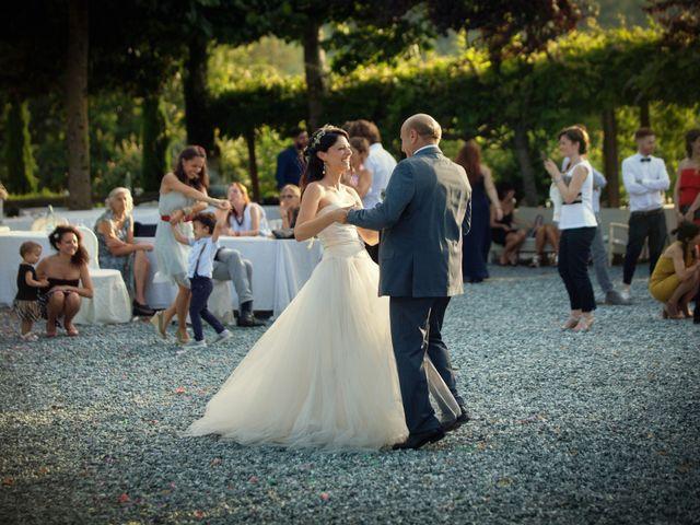 Il matrimonio di Alberto e Enza a Montorfano, Como 51