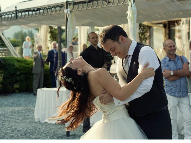 Il matrimonio di Alberto e Enza a Montorfano, Como 52