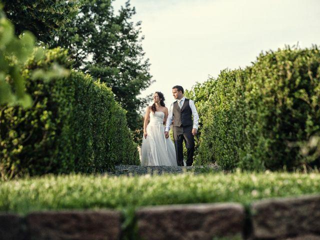 Il matrimonio di Alberto e Enza a Montorfano, Como 53
