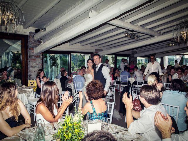 Il matrimonio di Alberto e Enza a Montorfano, Como 55