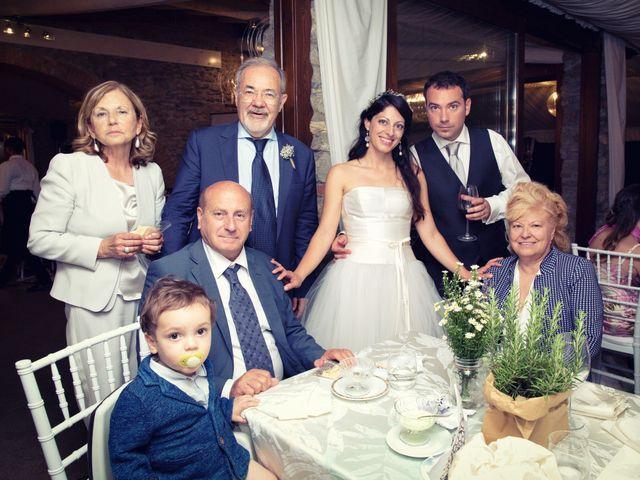 Il matrimonio di Alberto e Enza a Montorfano, Como 60