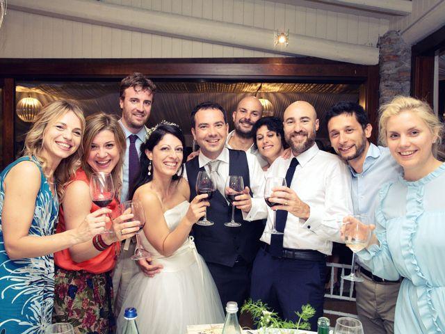Il matrimonio di Alberto e Enza a Montorfano, Como 61