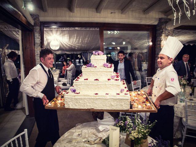 Il matrimonio di Alberto e Enza a Montorfano, Como 64