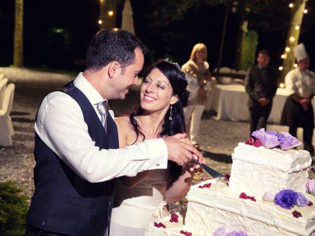 Il matrimonio di Alberto e Enza a Montorfano, Como 65