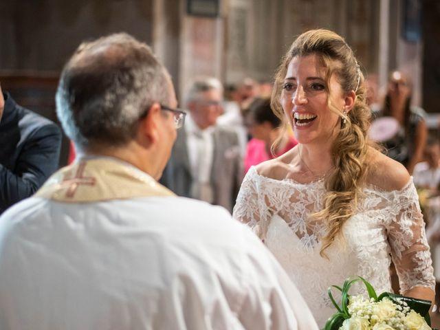 Il matrimonio di Paolo e Elena a Torre de' Picenardi, Cremona 20