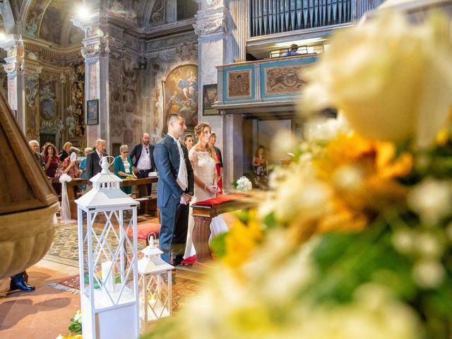 Il matrimonio di Paolo e Elena a Torre de' Picenardi, Cremona 21
